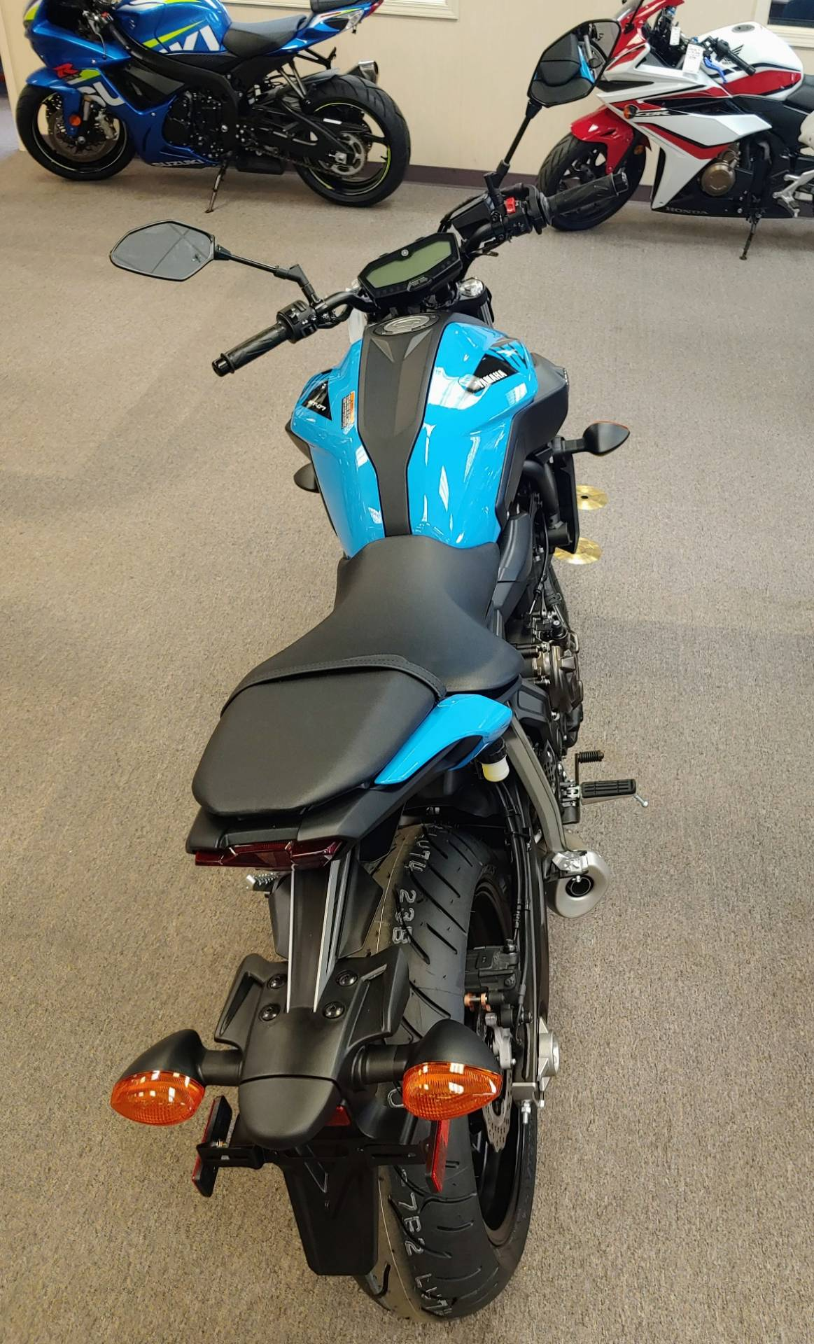 2019 Yamaha MT-07 in Statesville, North Carolina - Photo 3