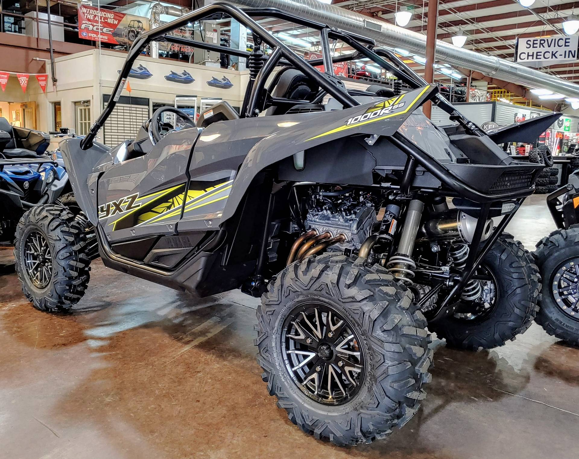 2019 Yamaha YXZ1000R SS in Statesville, North Carolina - Photo 2