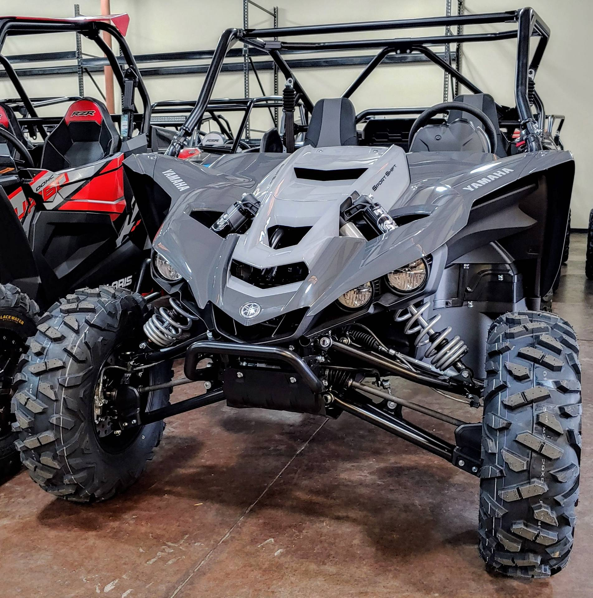 2019 Yamaha YXZ1000R SS in Statesville, North Carolina - Photo 3