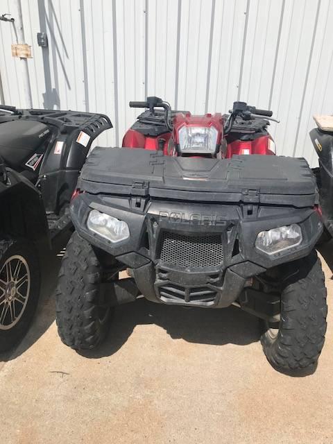 Used 2014 Polaris Sportsman® 550 EPS ATVs in Garden City, KS | Stock ...
