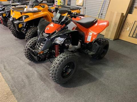 2020 Can-Am DS 250 in Garden City, Kansas