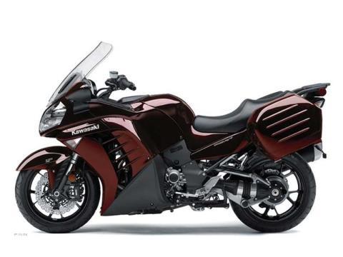 2012 Kawasaki Concours™ 14 ABS in Garden City, Kansas