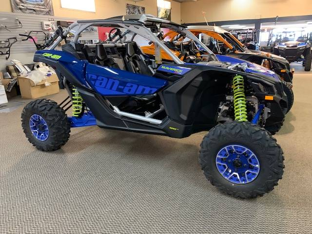 2020 Can-Am Maverick X3 Turbo RR X RS in Garden City, Kansas - Photo 1