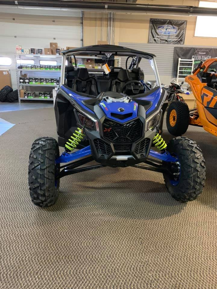 2020 Can-Am Maverick X3 Turbo RR X RS in Garden City, Kansas - Photo 2