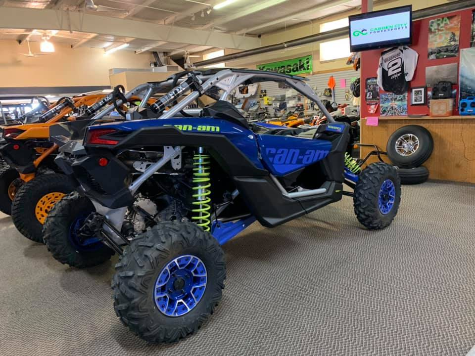 2020 Can-Am Maverick X3 Turbo RR X RS in Garden City, Kansas - Photo 3