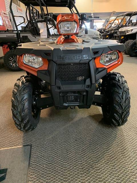 2020 Polaris Sportsman 570 Premium in Garden City, Kansas - Photo 1