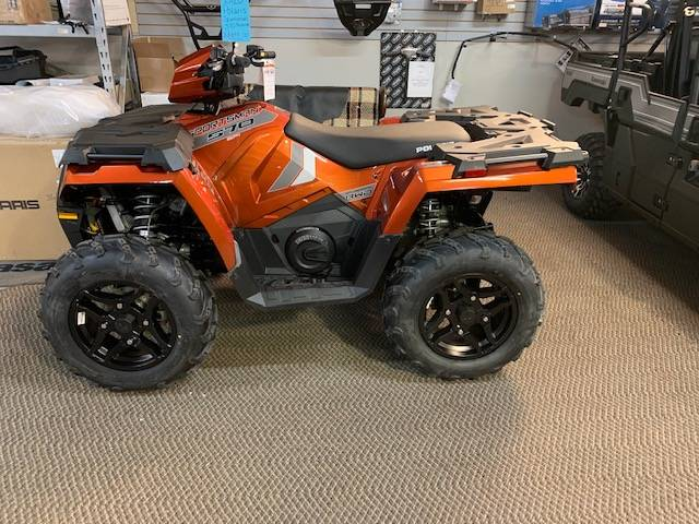 2020 Polaris Sportsman 570 Premium in Garden City, Kansas - Photo 2