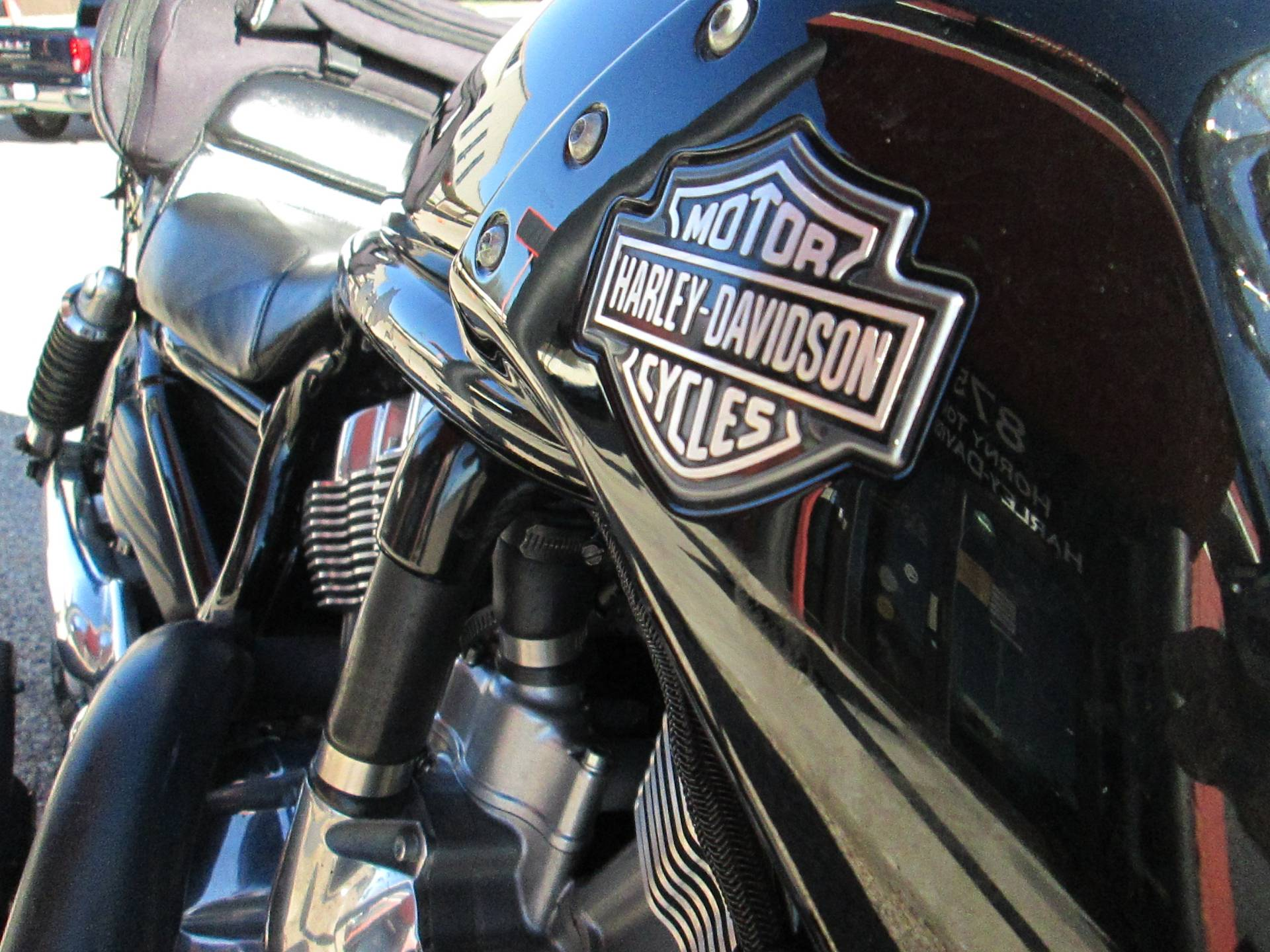 2010 Harley-Davidson V-Rod Muscle™ in Harker Heights, Texas - Photo 6