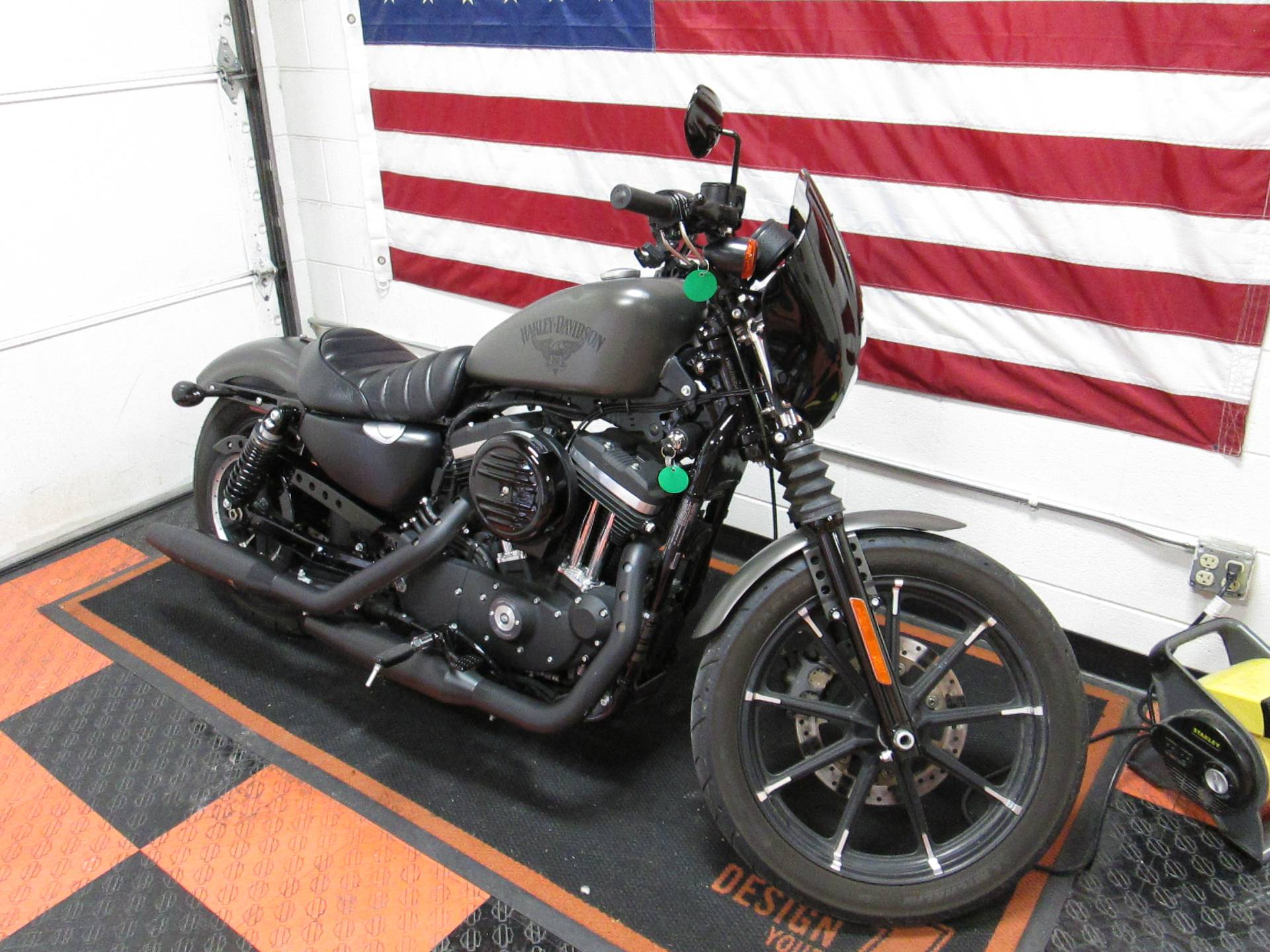 2018 Harley-Davidson Iron 883™ in Harker Heights, Texas - Photo 1