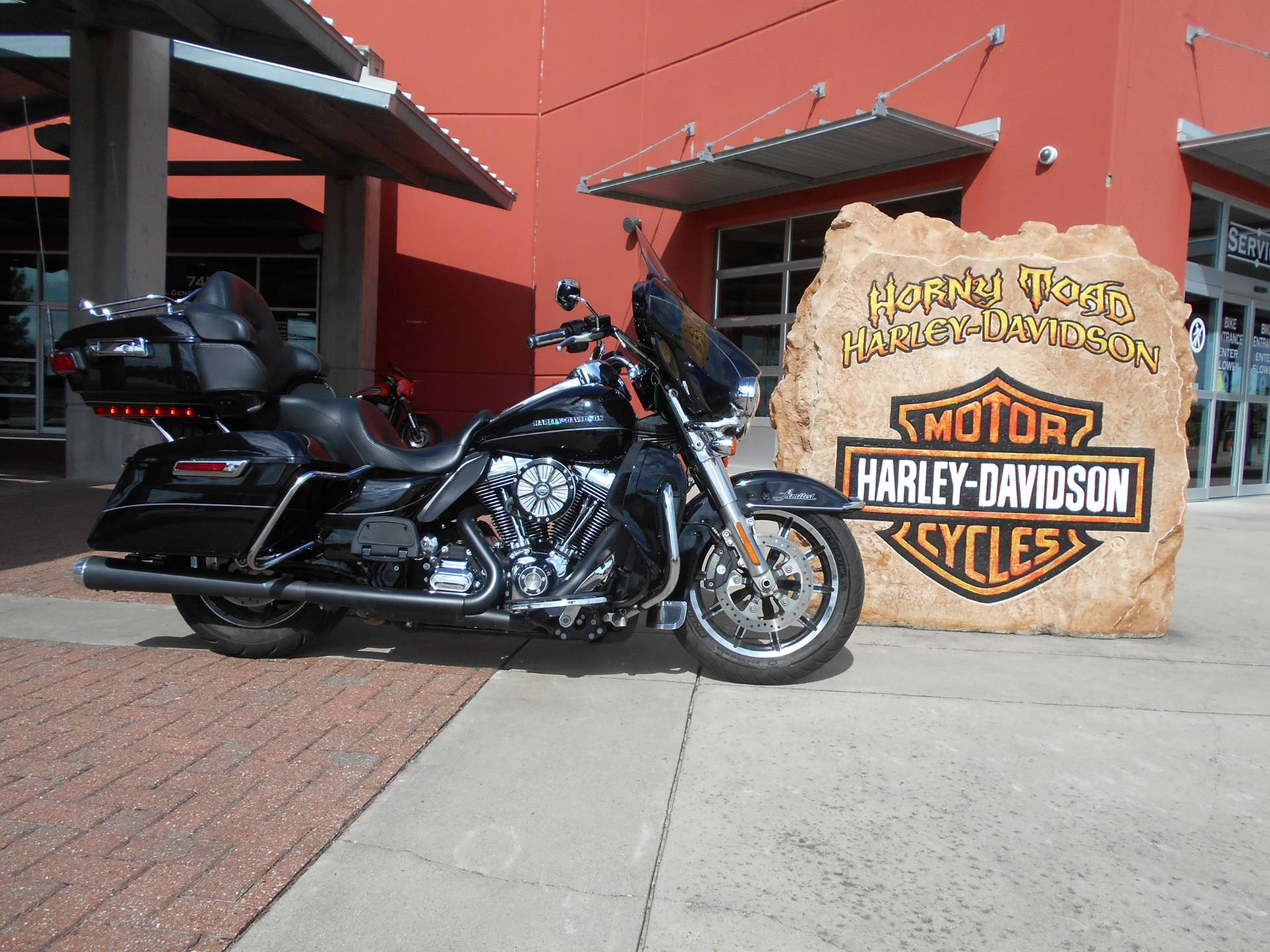 2015 Harley-Davidson Ultra Limited Low in Temple, Texas - Photo 1