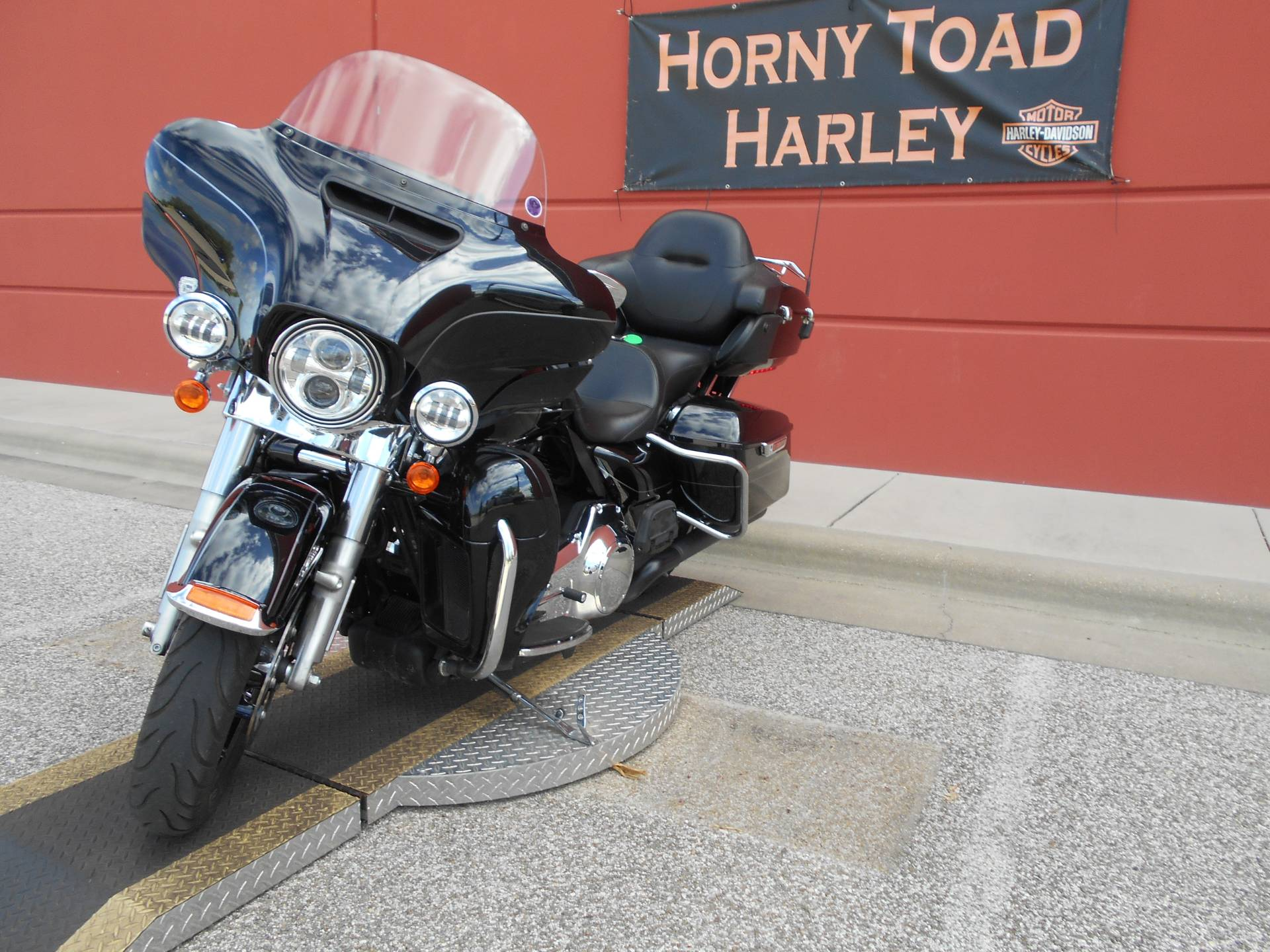 2015 Harley-Davidson Ultra Limited Low in Temple, Texas - Photo 22
