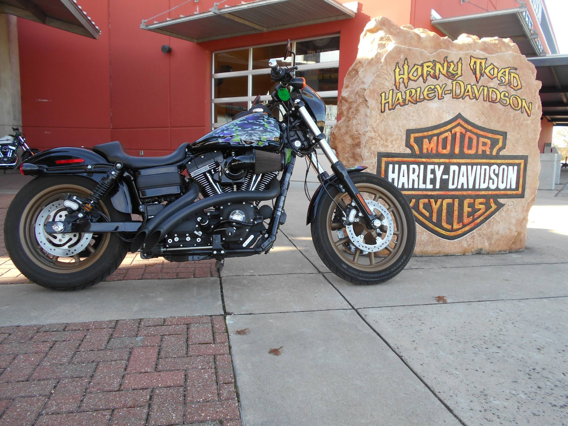 2016 Harley-Davidson Low Rider® S in Temple, Texas - Photo 1