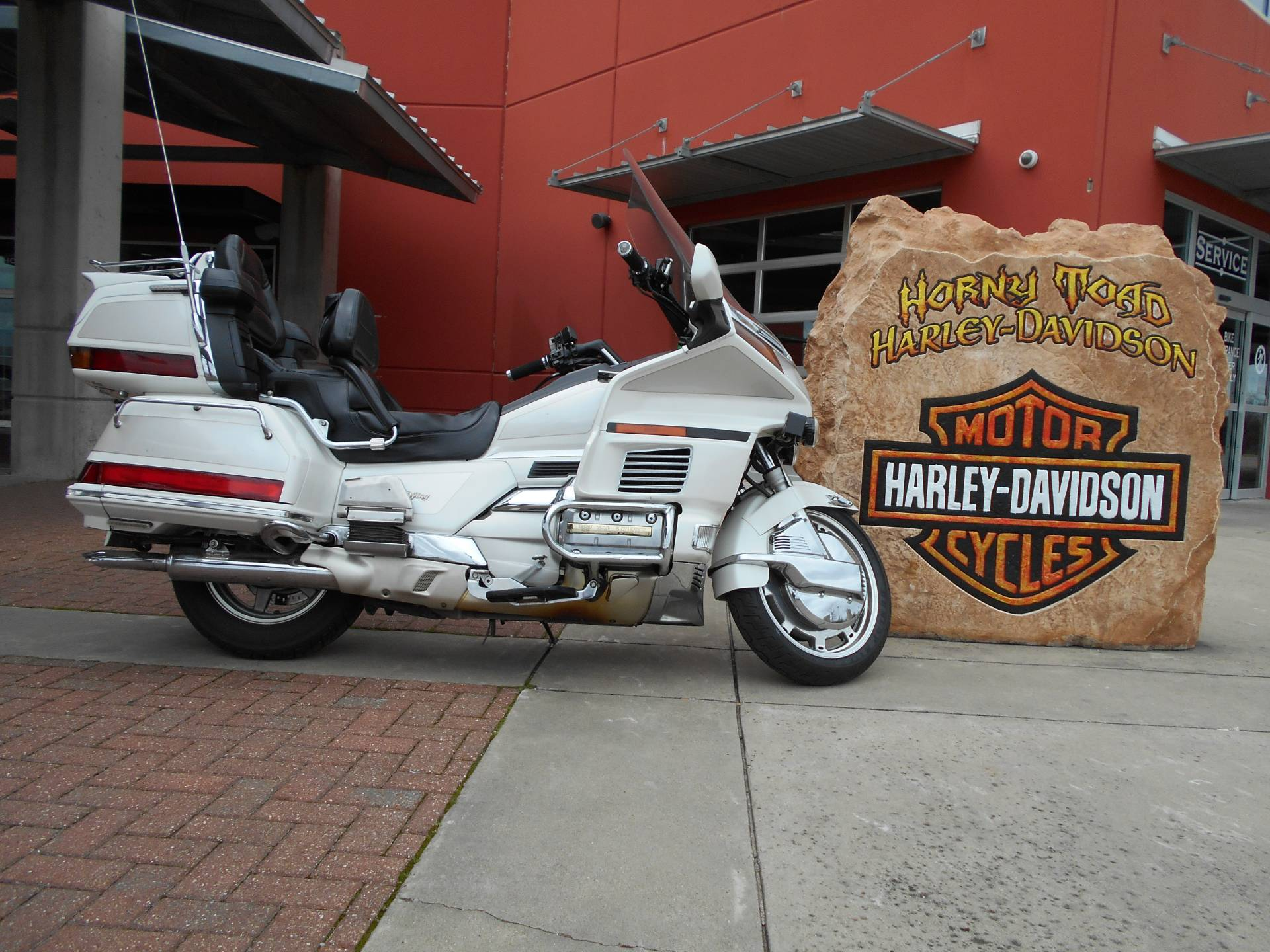 1997 Honda GOLDWING in Temple, Texas - Photo 1