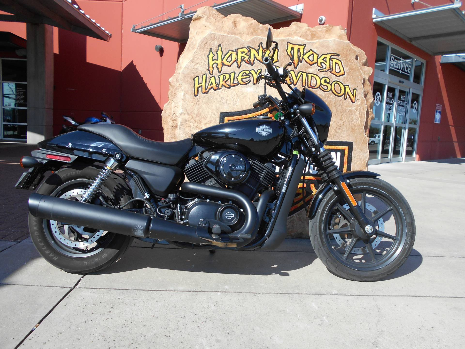 2018 Harley-Davidson Street® 500 in Temple, Texas - Photo 1