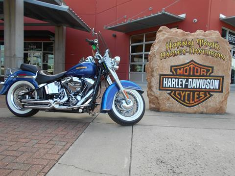 2017 Harley-Davidson Softail® Deluxe in Temple, Texas - Photo 1