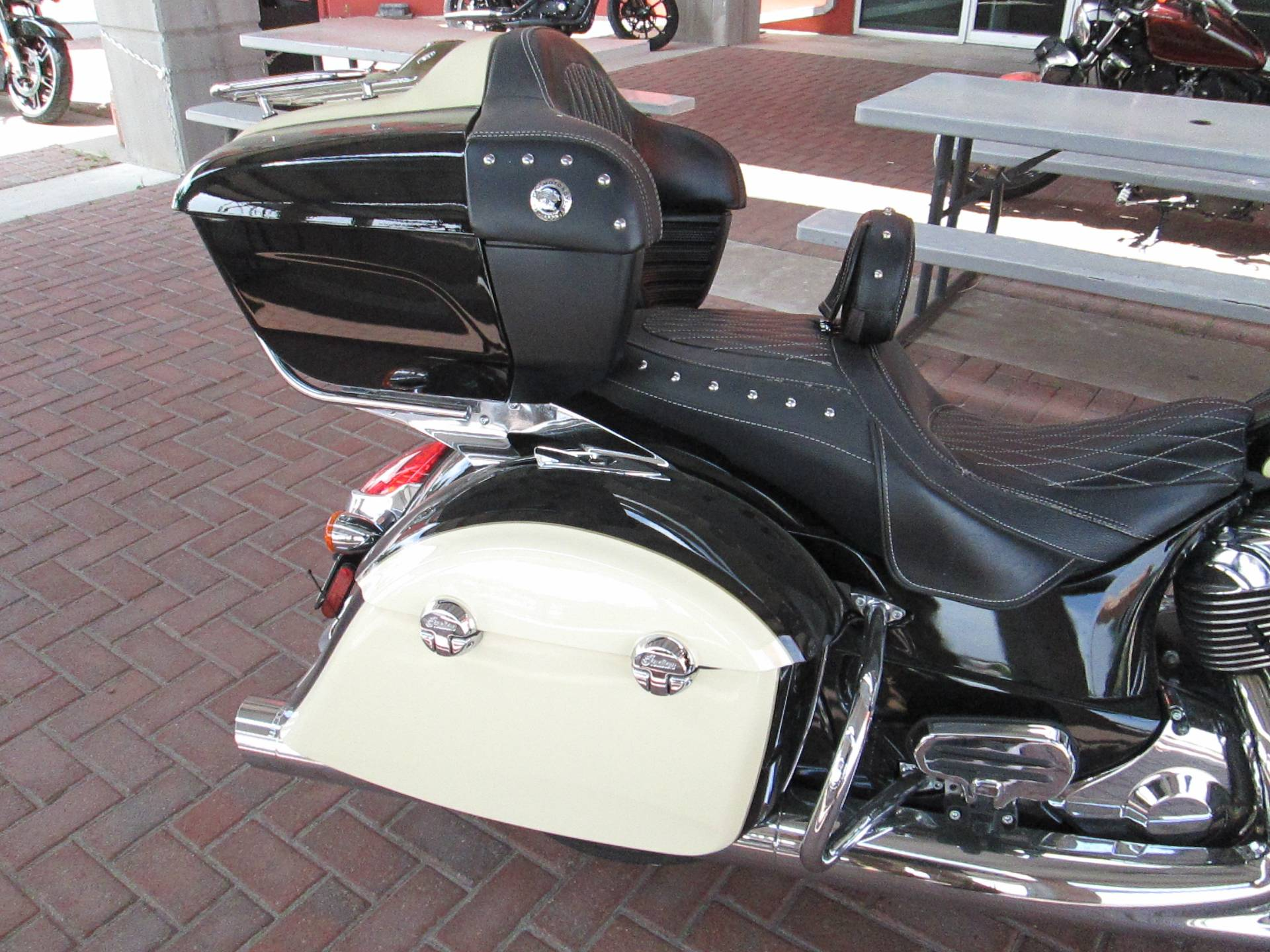 2017 Indian Roadmaster® in Temple, Texas - Photo 3