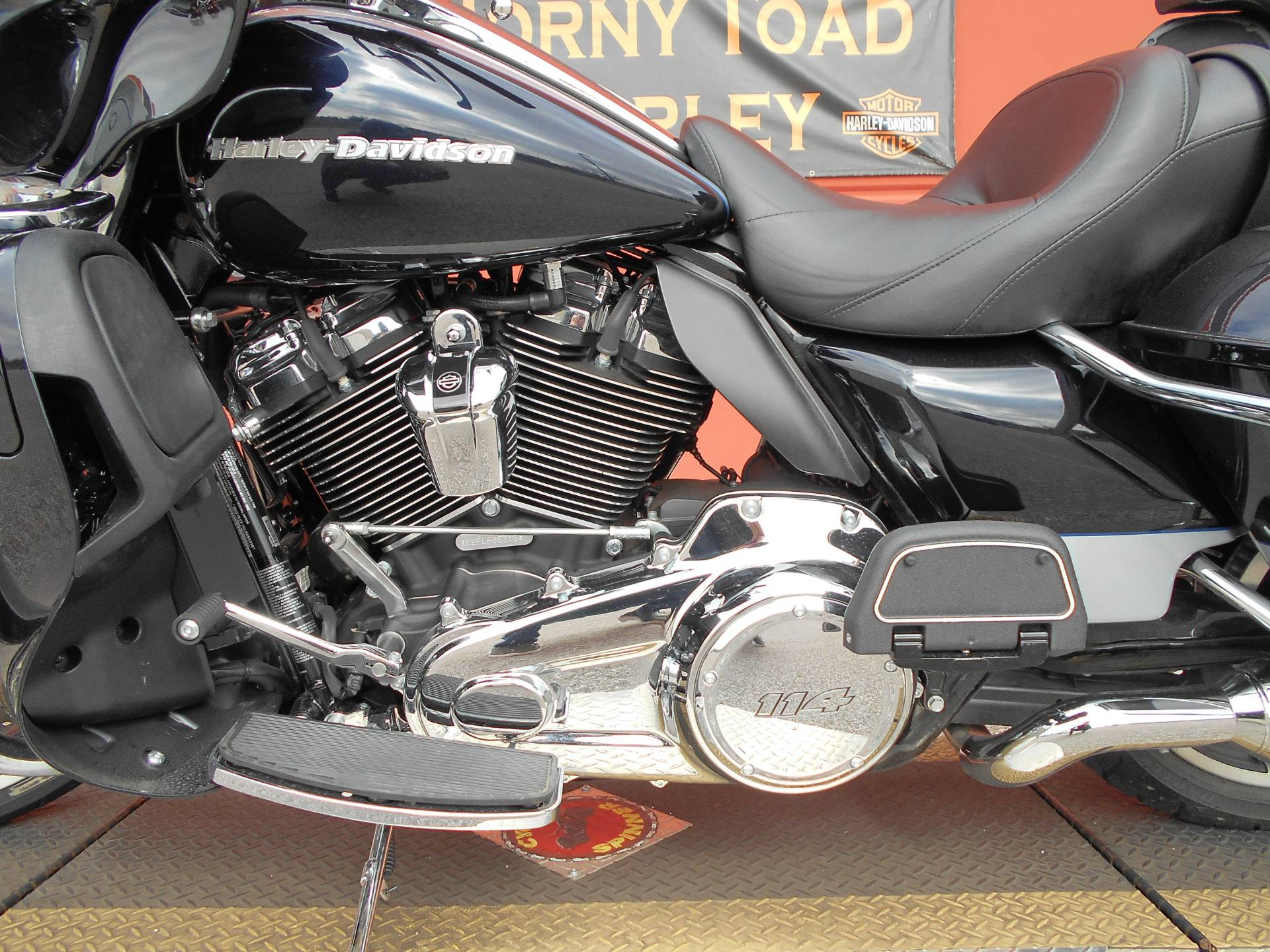 2020 Harley-Davidson Ultra Limited in Temple, Texas - Photo 18