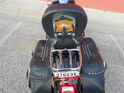 2009 Harley-Davidson FLSTC Heritage Softail® Classic in Temple, Texas - Photo 7
