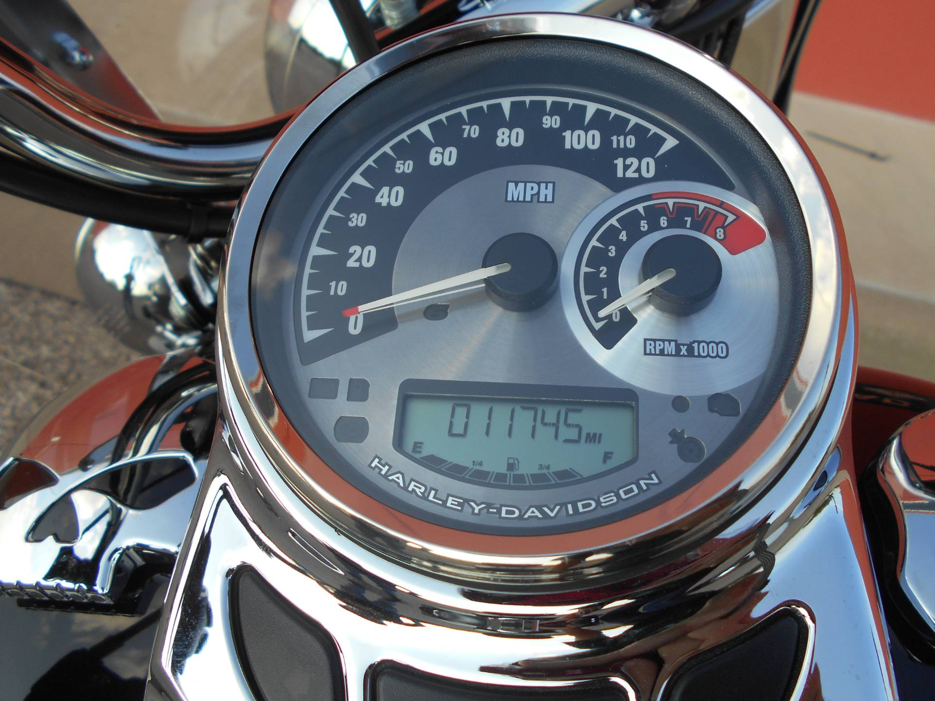 2009 Harley-Davidson FLSTC Heritage Softail® Classic in Temple, Texas - Photo 11