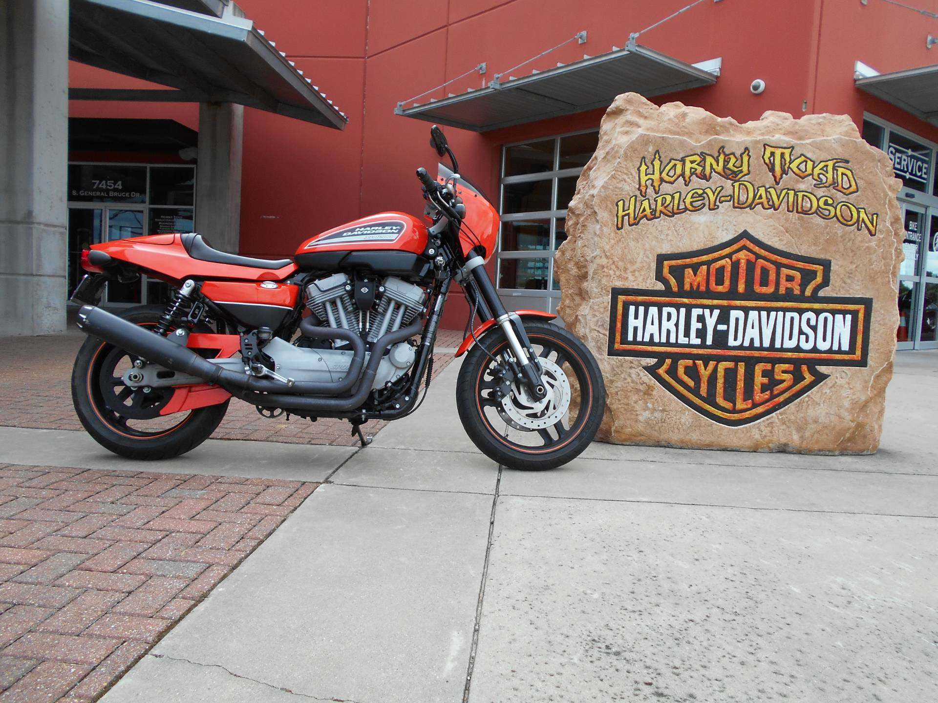 2009 Harley-Davidson Sportster® in Temple, Texas - Photo 1