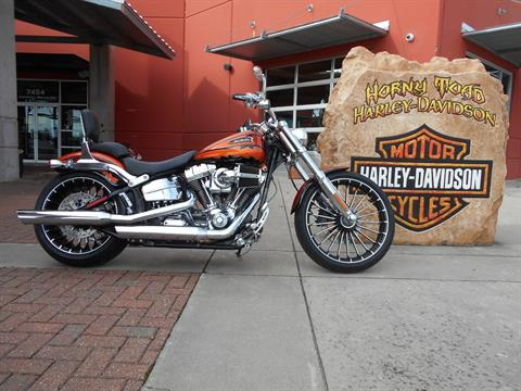 2014 Harley-Davidson CVO™ Breakout® in Temple, Texas - Photo 1