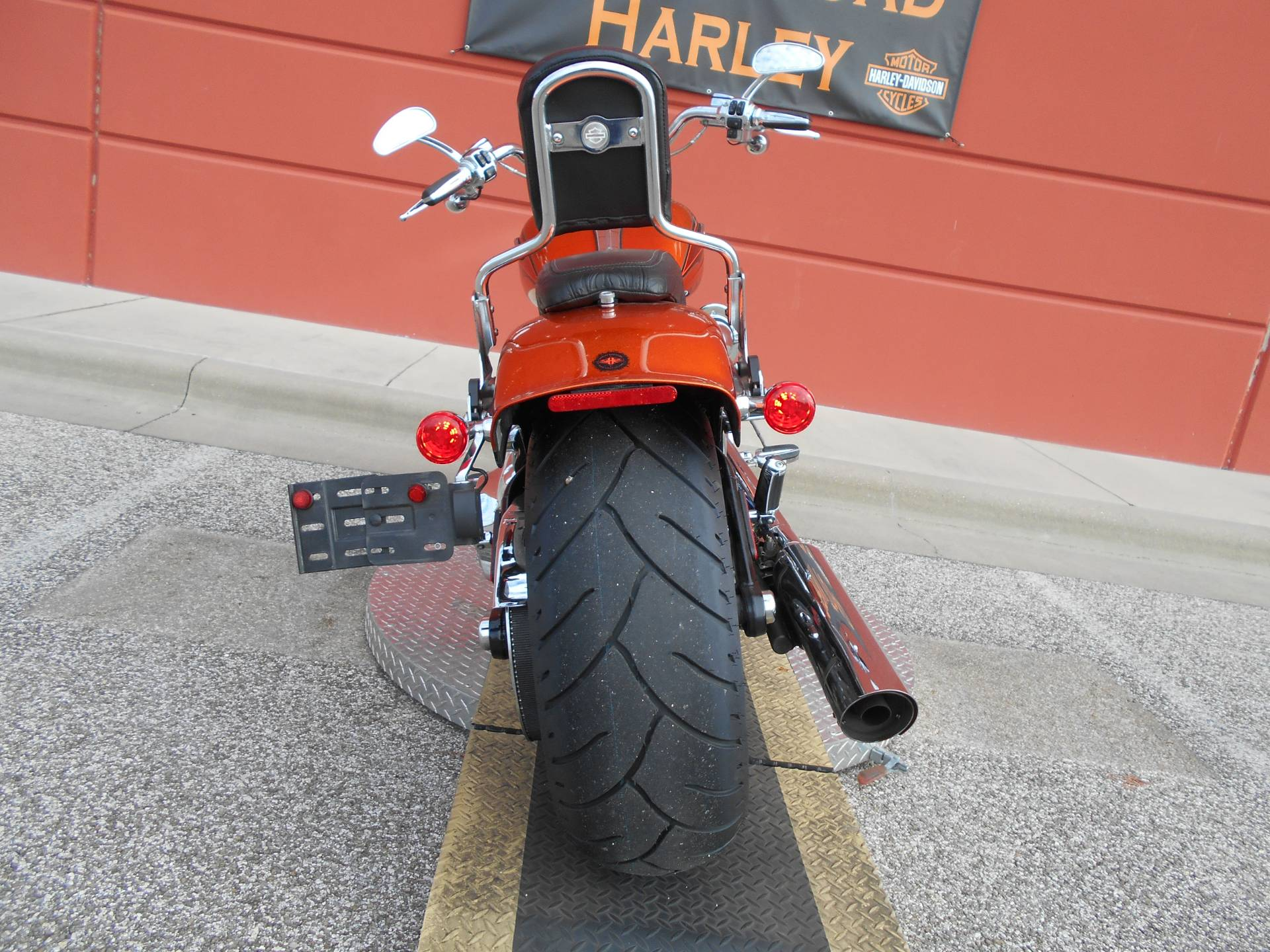 2014 Harley-Davidson CVO™ Breakout® in Temple, Texas - Photo 7