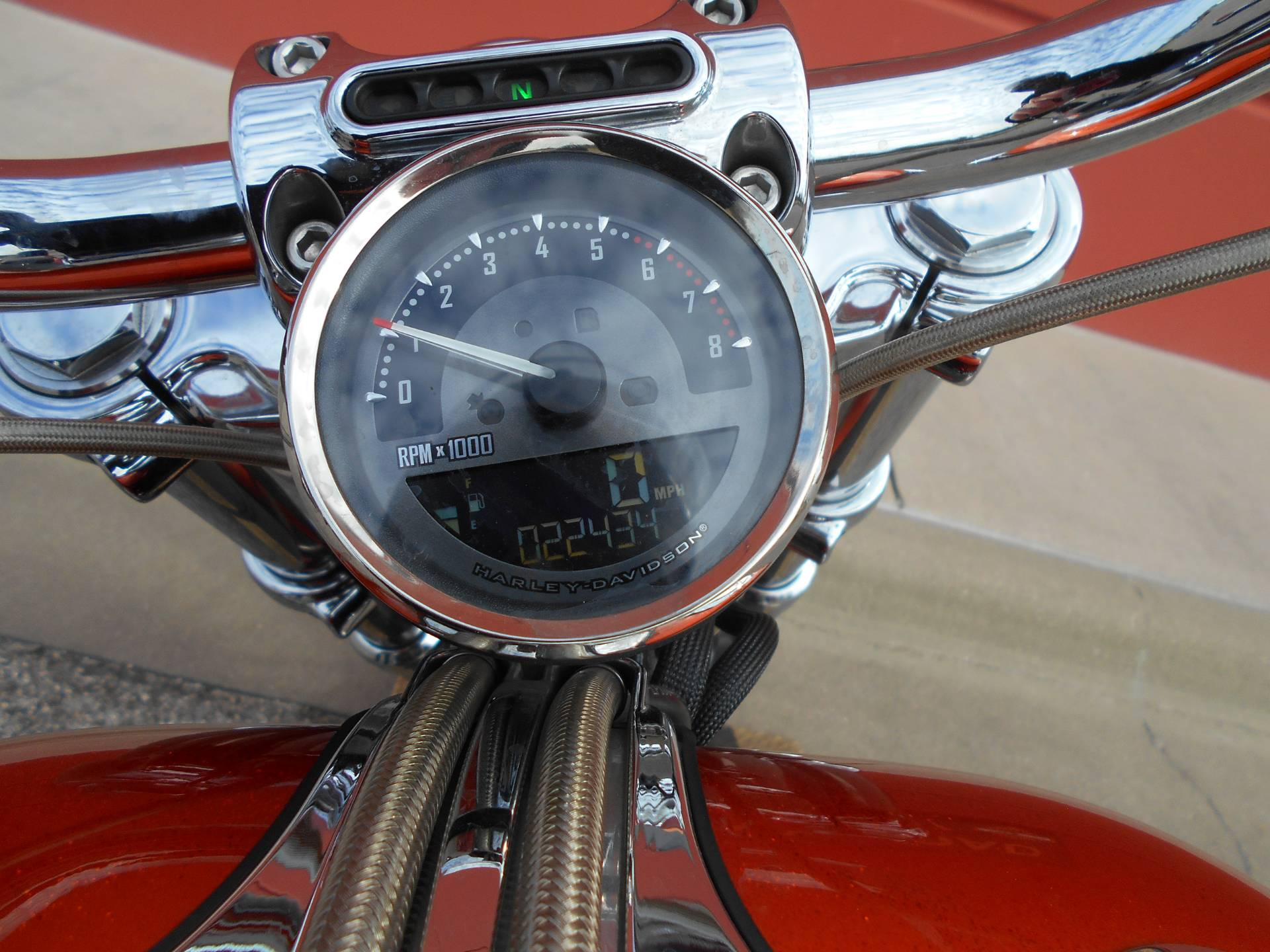 2014 Harley-Davidson CVO™ Breakout® in Temple, Texas - Photo 13