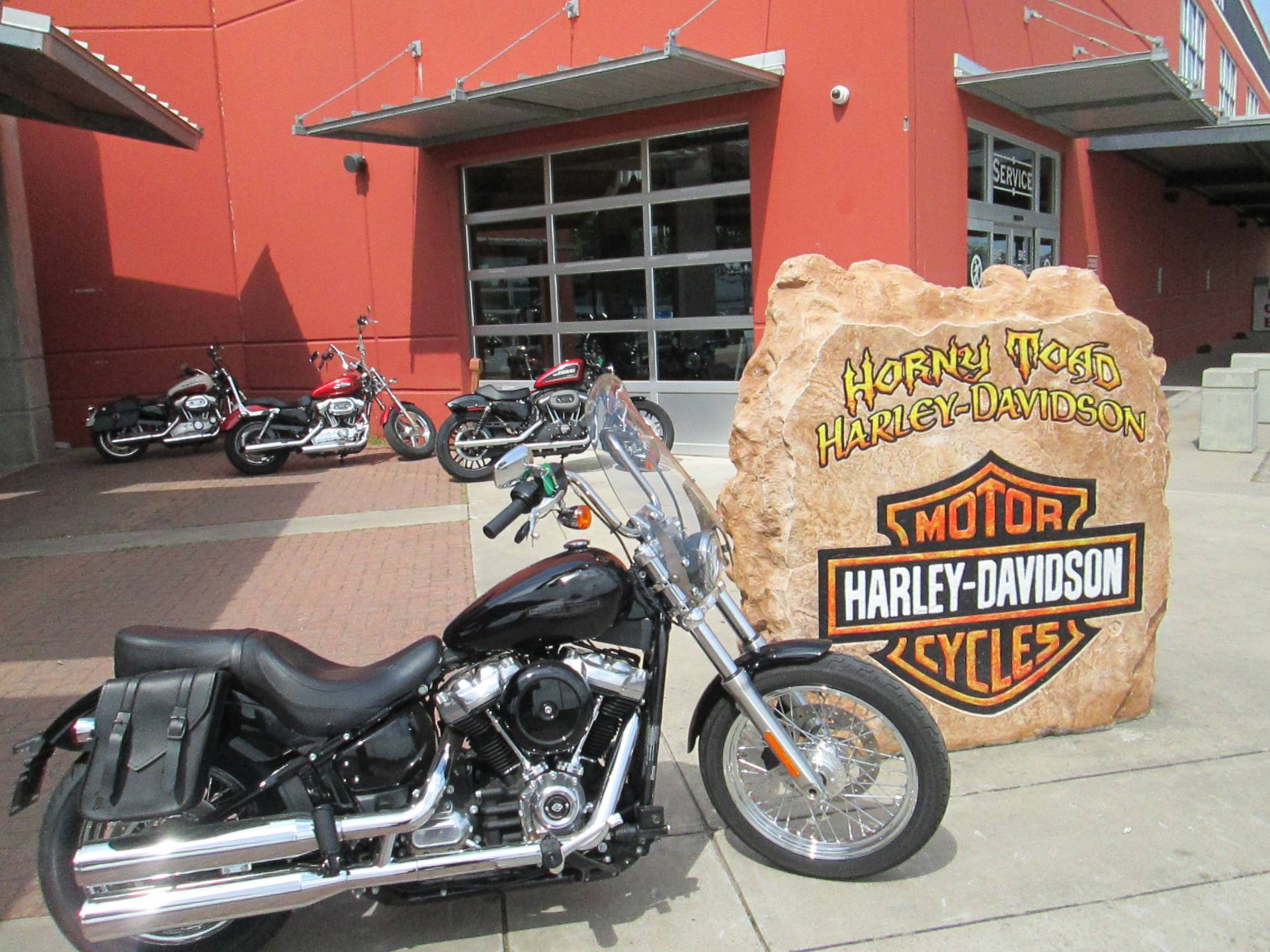 2020 Harley-Davidson Softail® Standard in Temple, Texas - Photo 1