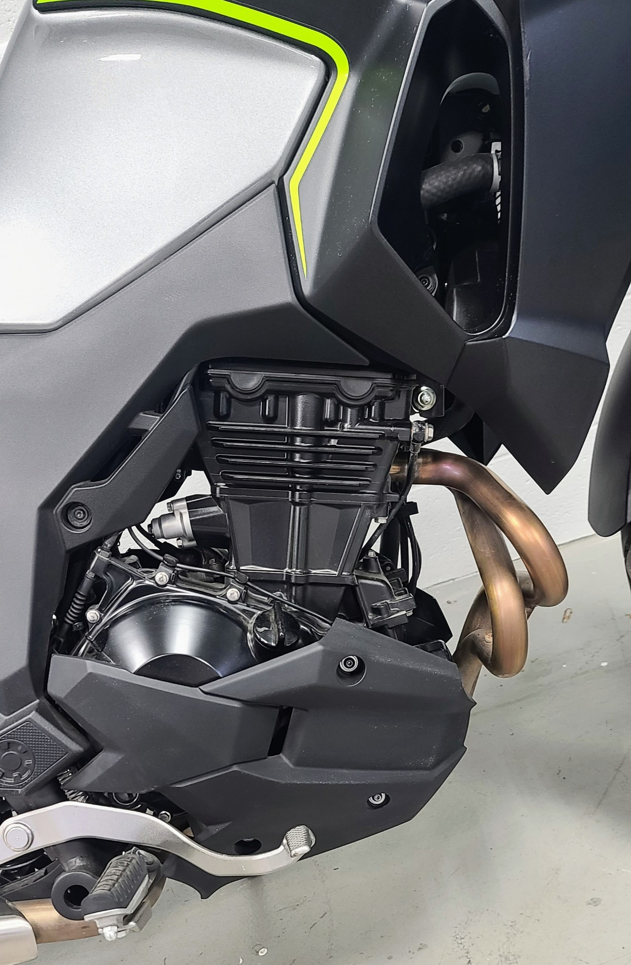 2019 Kawasaki Versys-X 300 ABS in Lake Villa, Illinois - Photo 2