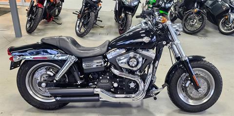 2009 Harley-Davidson Dyna Fat Bob in Lake Villa, Illinois - Photo 1