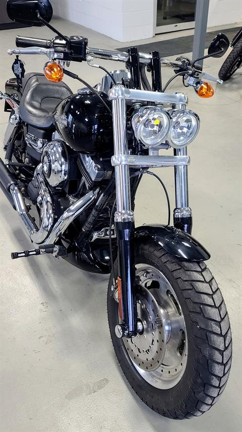 2009 Harley-Davidson Dyna Fat Bob in Lake Villa, Illinois - Photo 6