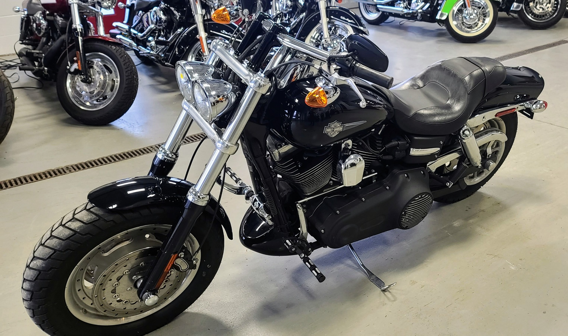 2009 Harley-Davidson Dyna Fat Bob in Lake Villa, Illinois - Photo 10