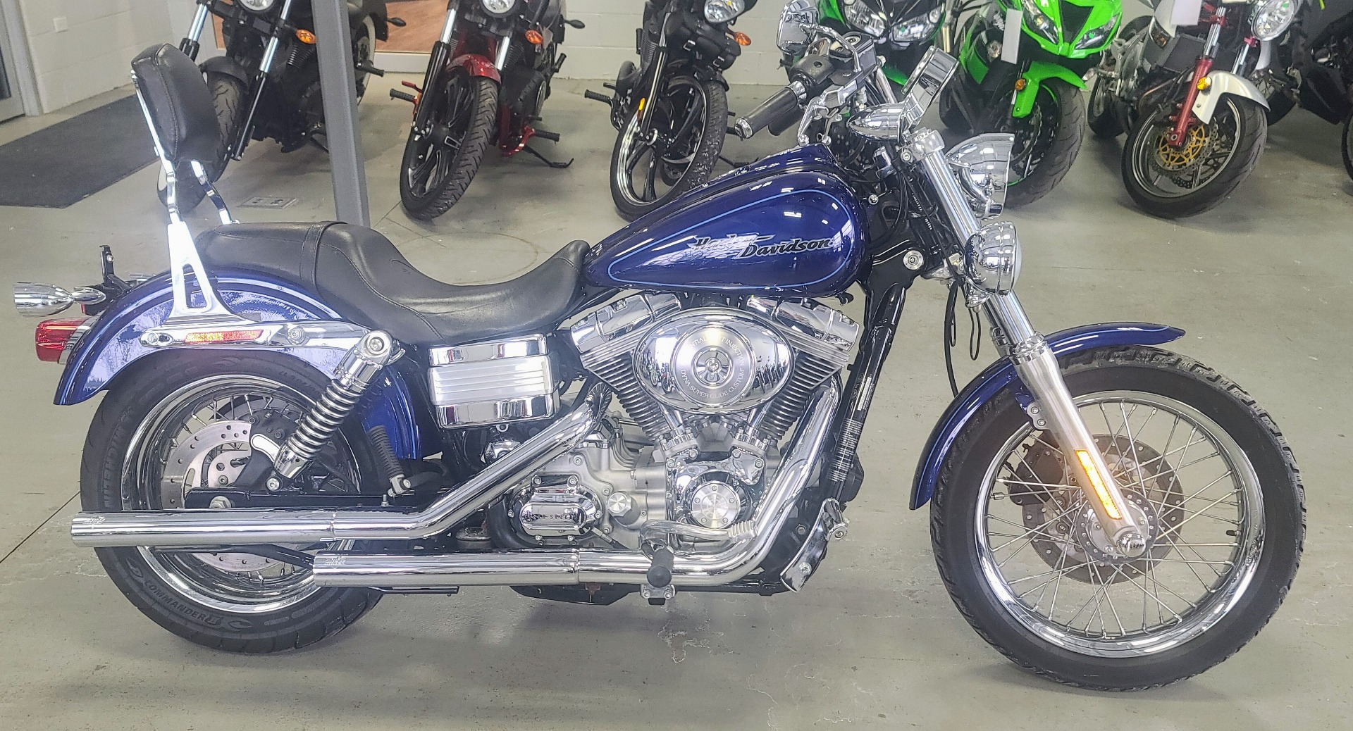2006 Harley-Davidson Dyna™ Super Glide® Custom in Lake Villa, Illinois - Photo 1