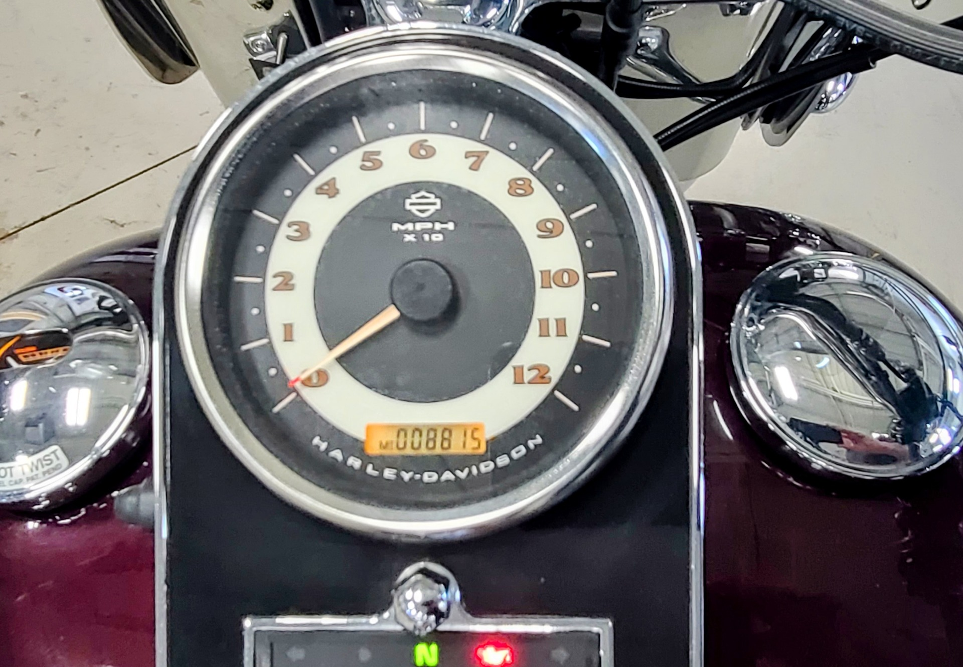 2006 Harley-Davidson Softail® Deluxe in Lake Villa, Illinois - Photo 5
