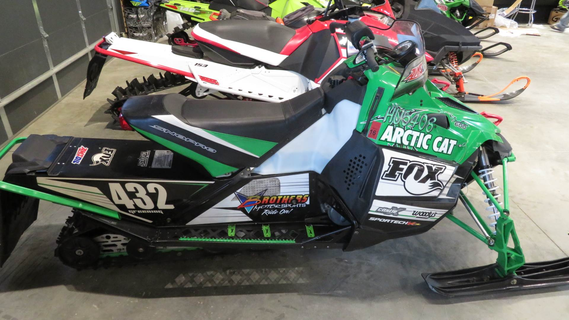 2011 Arctic Cat F6 Sno Pro® in Dickinson, North Dakota