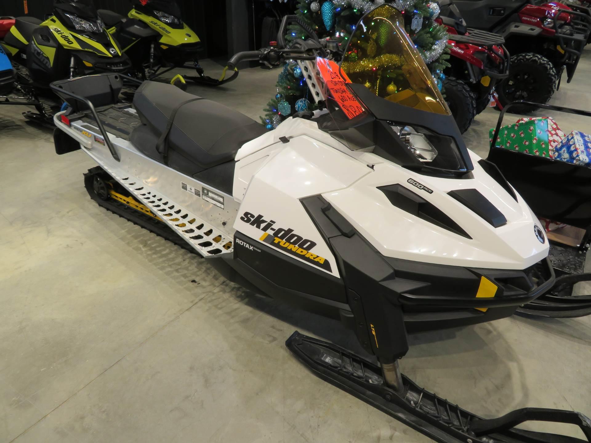 2018 Ski-Doo Tundra Sport 600 ACE ES for sale 10227