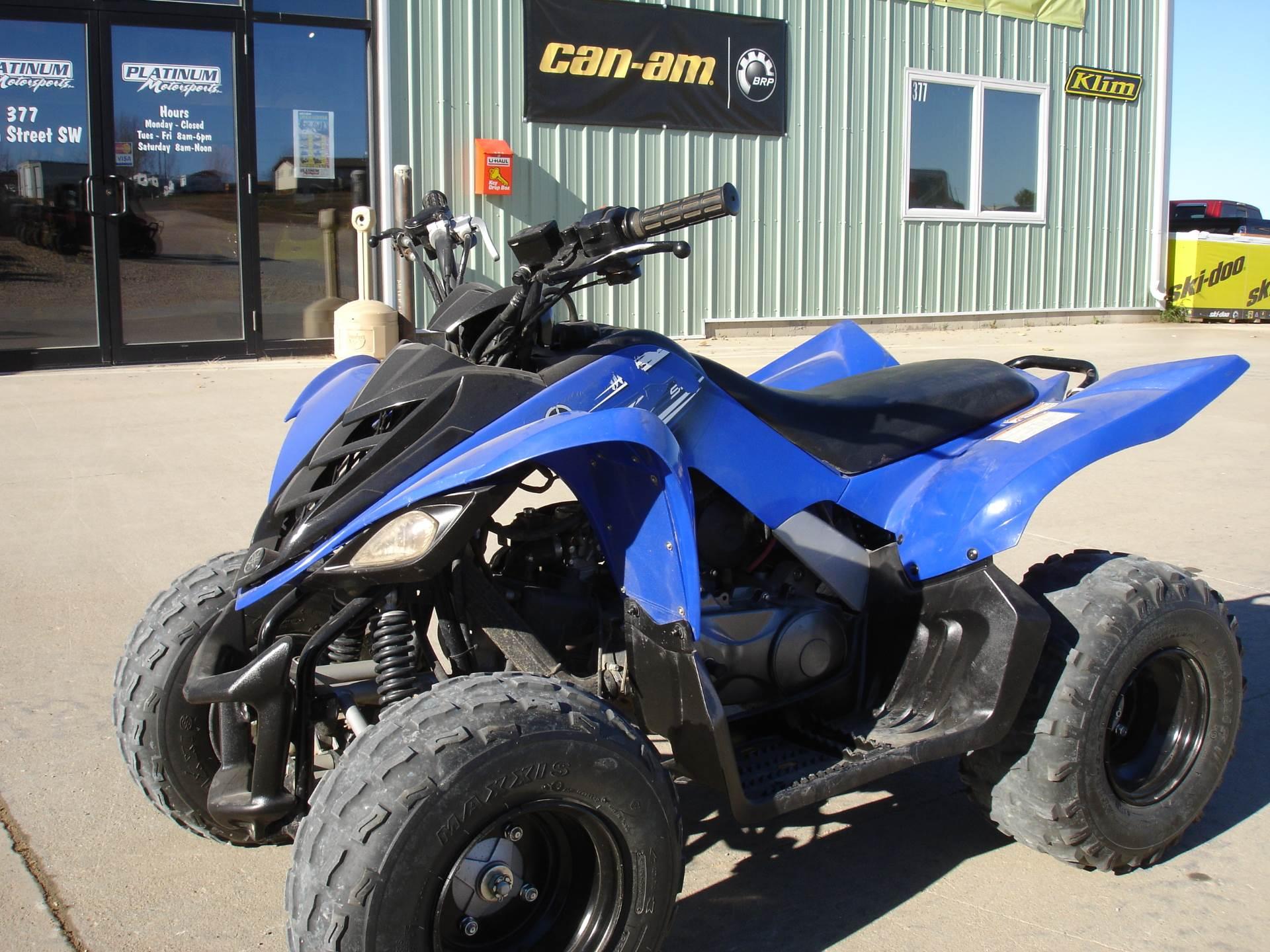 2012 Yamaha Raptor 90 for sale 55171