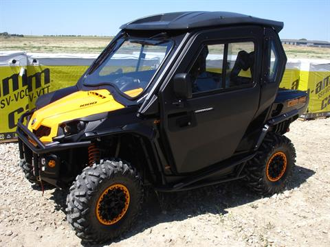 2016 Can-Am Commander XT-P 1000 in Dickinson, North Dakota