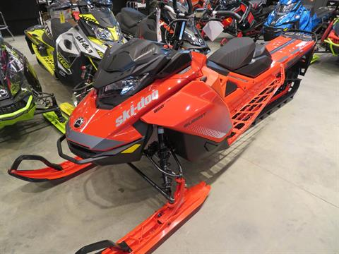 2019 Ski-Doo Summit X 165 850 E-TEC ES PowderMax Light 3.0 H_ALT in Dickinson, North Dakota