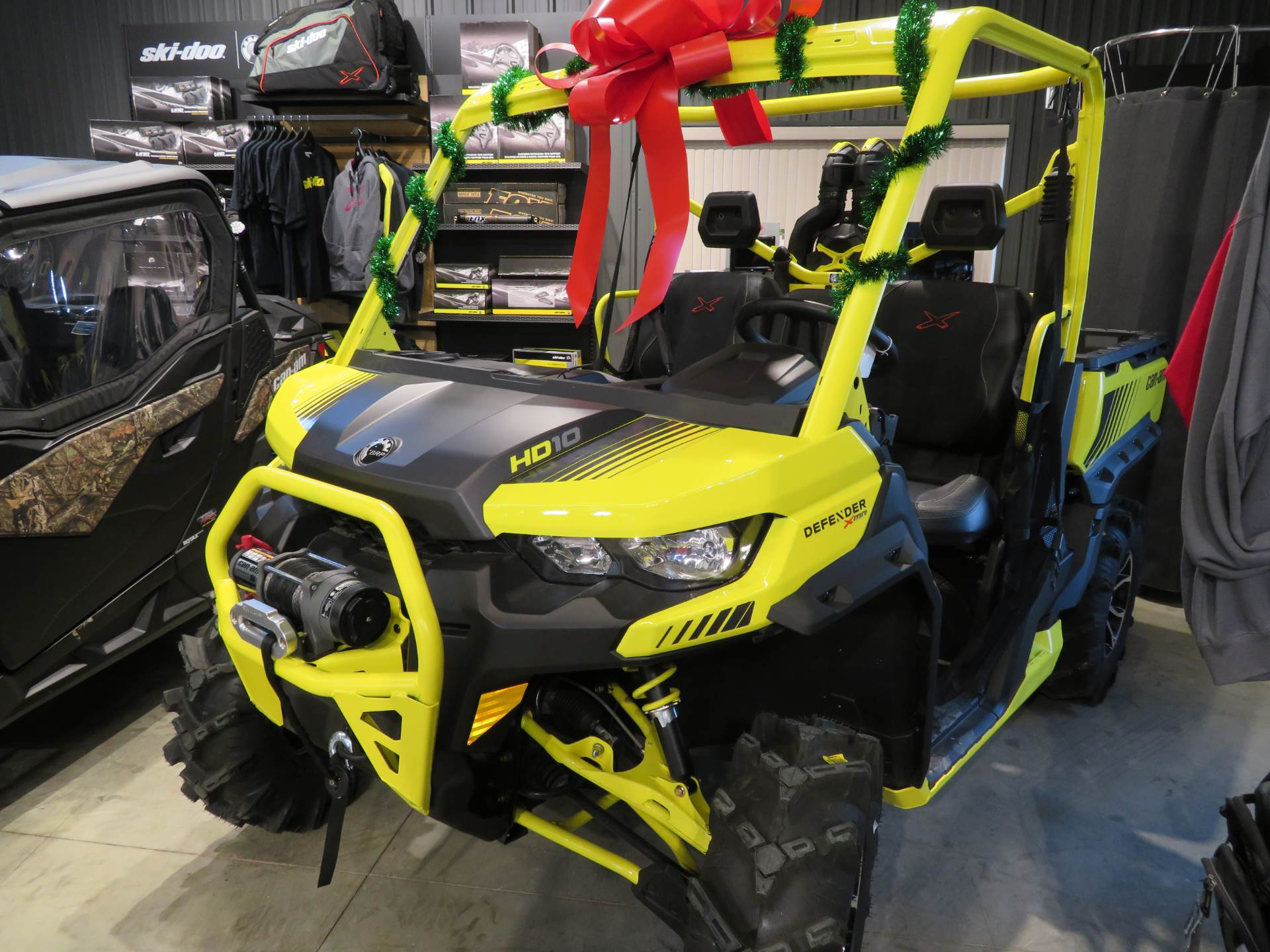 2018 Can-Am Defender X mr HD10 for sale 5379
