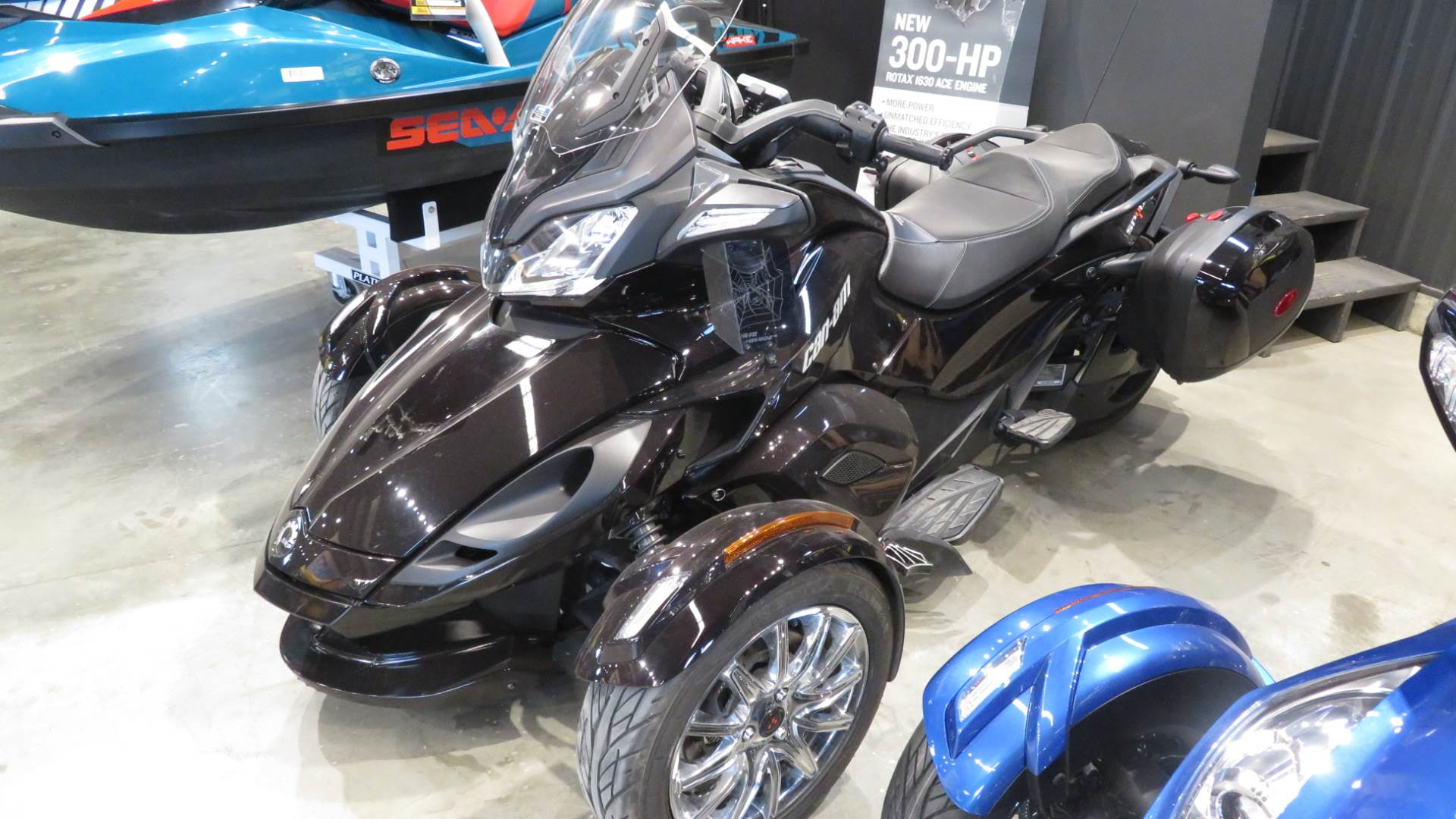 2014 Can-Am Spyder ST-S SE5 for sale 9449