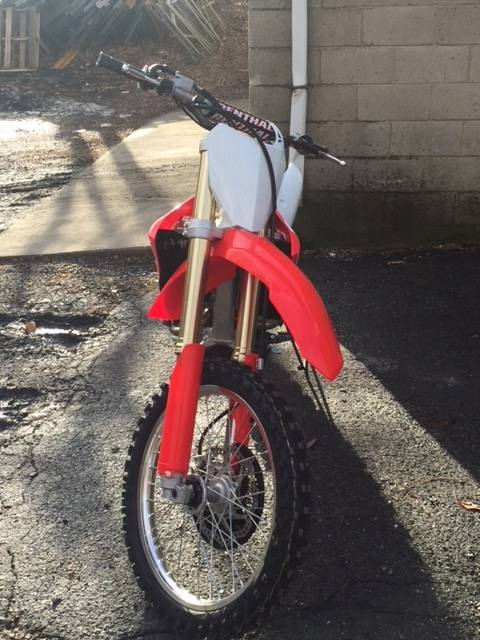 2018 Honda CRF250R in Palmerton, Pennsylvania