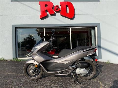 2016 Honda PCX150 in Palmerton, Pennsylvania - Photo 1