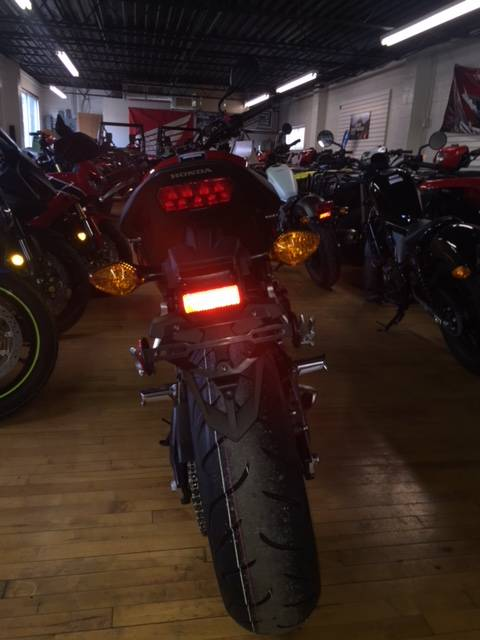 2018 Honda CB650F in Palmerton, Pennsylvania - Photo 4