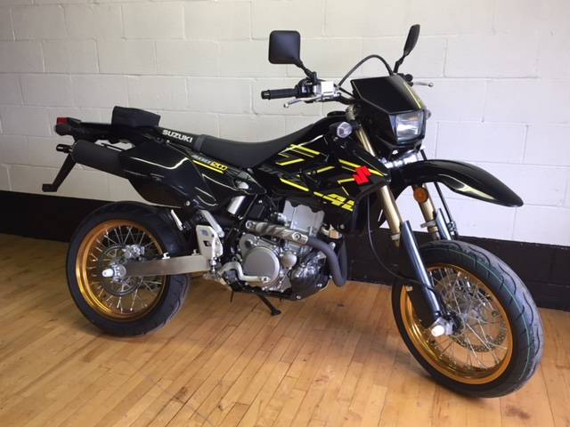 New 2018 Suzuki DR-Z400SM Motorcycles in Palmerton, PA