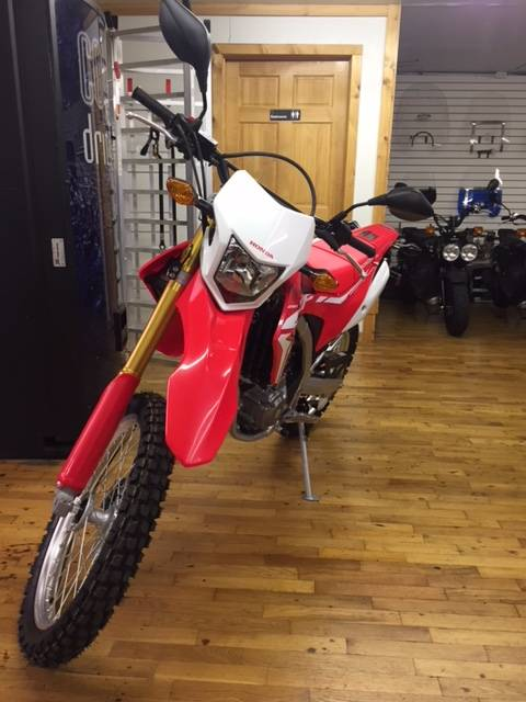 2017 Honda CRF250L in Palmerton, Pennsylvania