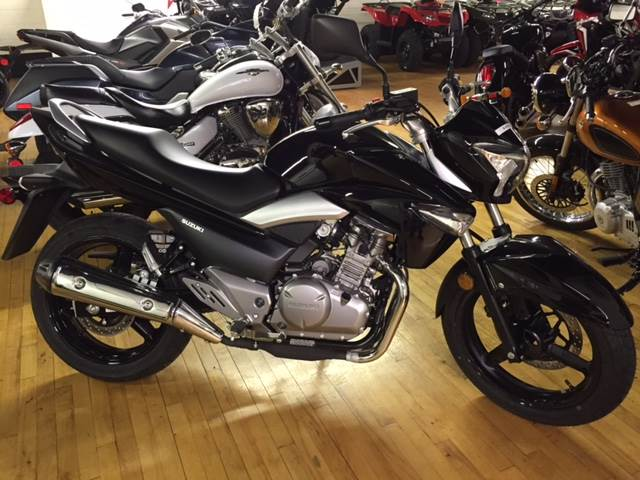 2017 Suzuki GW250 in Palmerton, Pennsylvania - Photo 1