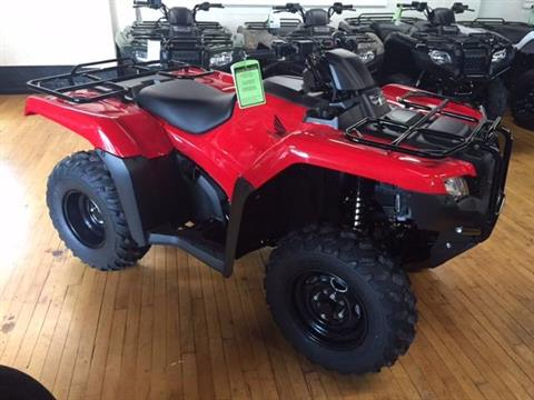 2017 Honda FourTrax Rancher 4x4 in Palmerton, Pennsylvania