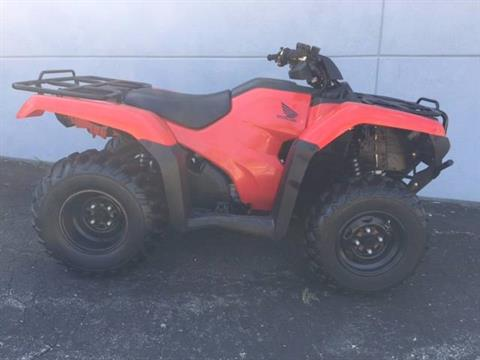 2017 Honda FourTrax Rancher 4x4 ES in Palmerton, Pennsylvania