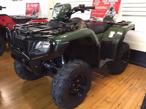 2017 Honda FourTrax Foreman Rubicon 4x4 DCT EPS in Palmerton, Pennsylvania